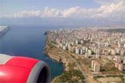 Flüge in die Türkische Riviera